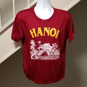 Hanoi Vietnam XL Souvenir T-Shirt